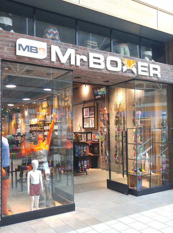 Mr Boxer...Raised PVC letters