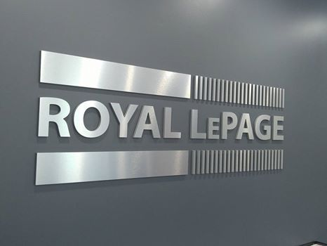 Office Signs - Royal Lepage
